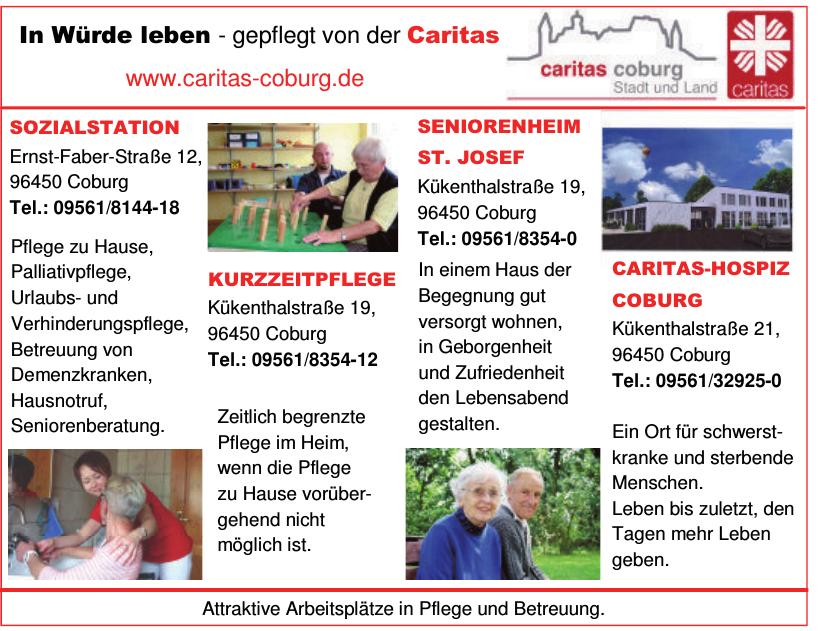 Caritasverband für die Stadt und den Landkreis Coburg e.V.