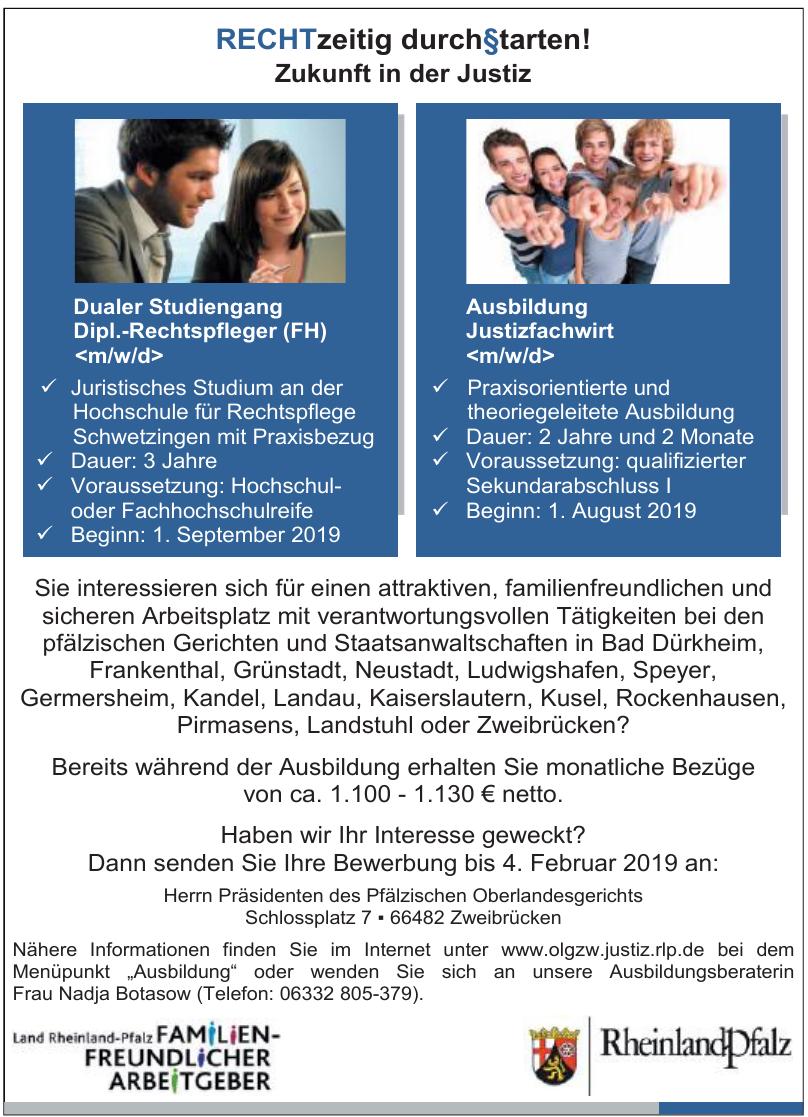 Pfälzisches Oberlandesgericht Zweibrücken
