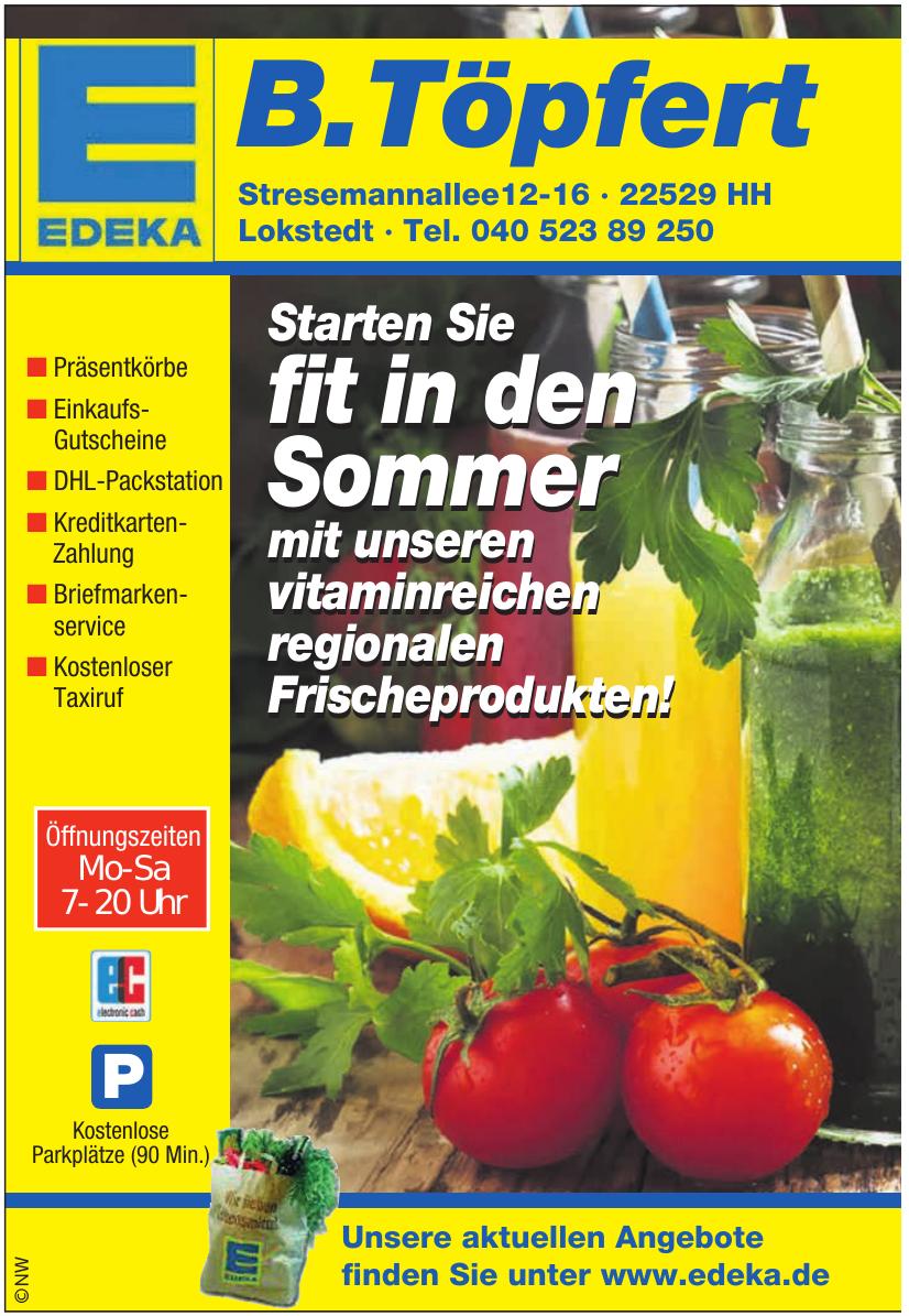 Edeka - B. Töpfert