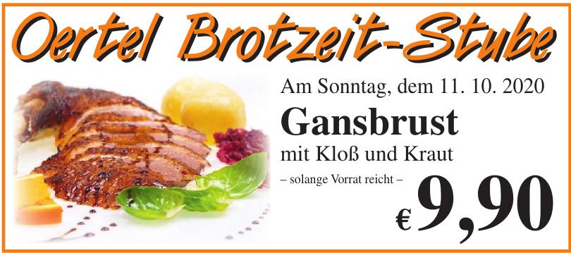 Oertel Brotzeit-Stube