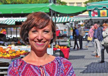 Melanie Katzenberger, Marktorganisation