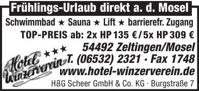 HBG Scheer GmbH & Co. KG