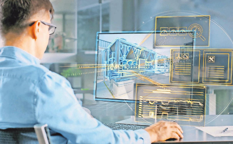 Software und IT gehören zu den Trendjobs. Foto: Siemens AG-Pressefoto