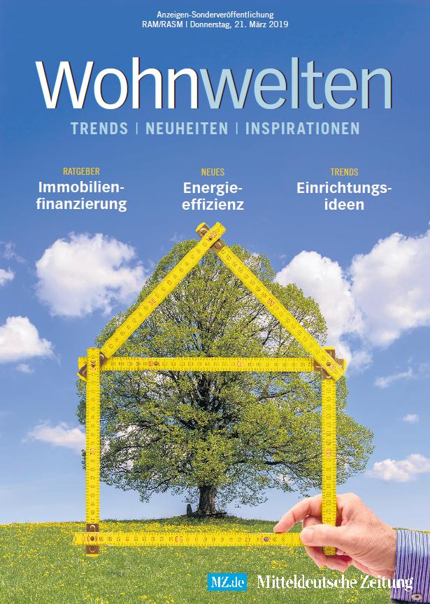 Wohnwelten - Halle, Merseburg, Querfurt, Weissenfels, Zeitz