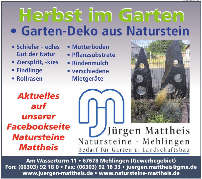 Natursteine Mattheis