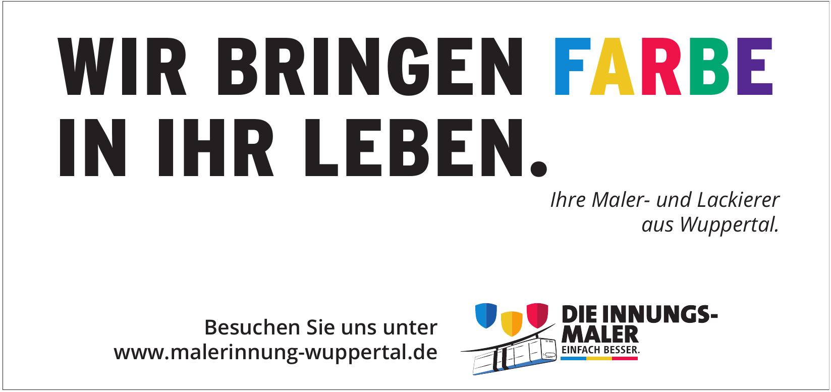 Maler- und Lackierer-Innung Wuppertal
