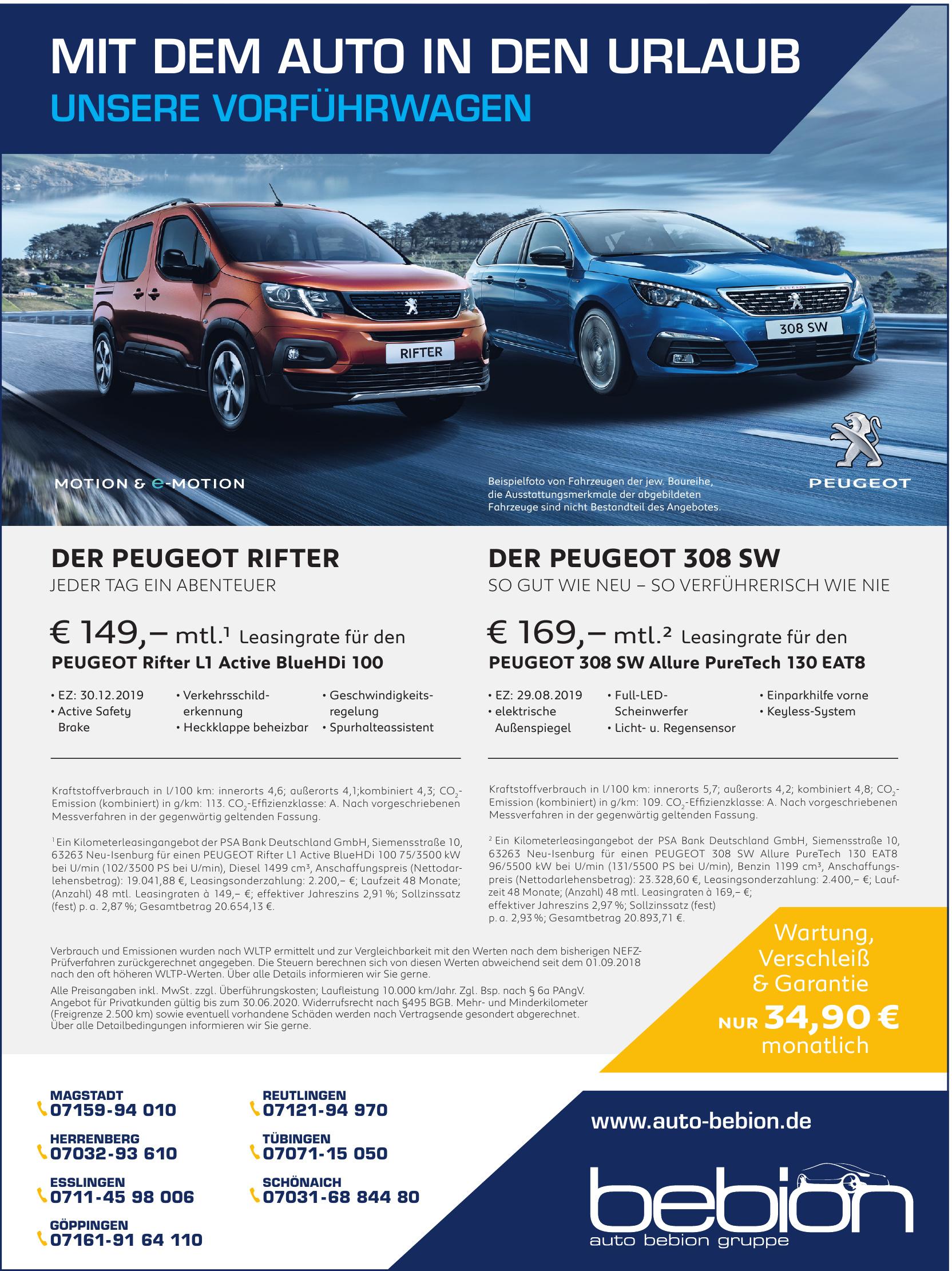 Auto Bebion GmbH