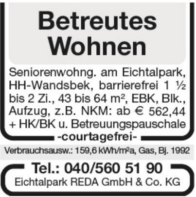 Eichtalpark Reda GmbH & Co. KG