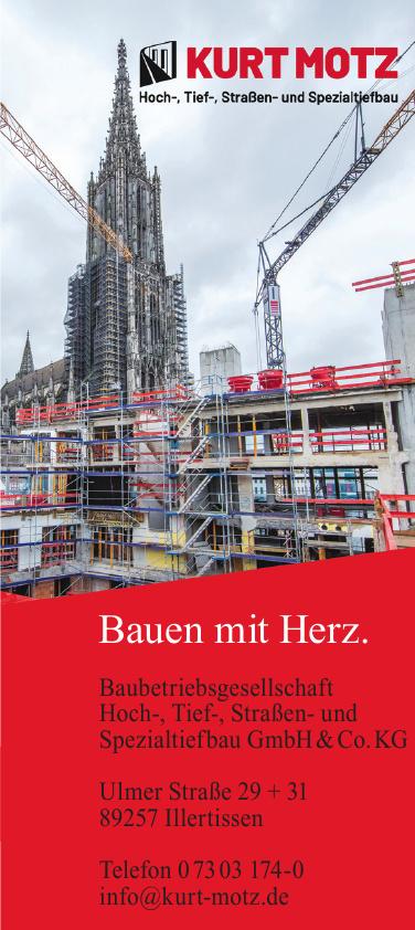 Baubetriebsgesellschaft Hoch-, Tief-, Straßen- und Spezialtiefbau GmbH & Co.KG
