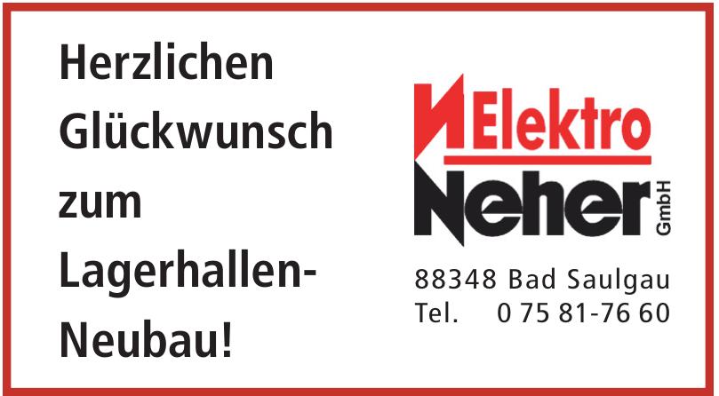 Elektro Neher GmbH