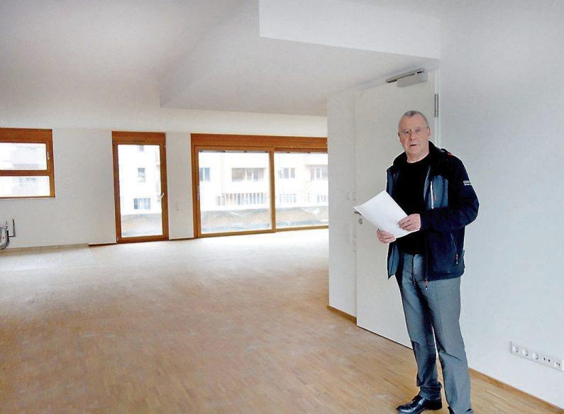 """Gunnar Laufer-Stark gründete mit der """"nestbau AG"""" die bundesweit erste Bürger-Aktiengesellschaft im Wohnungsbau."""
