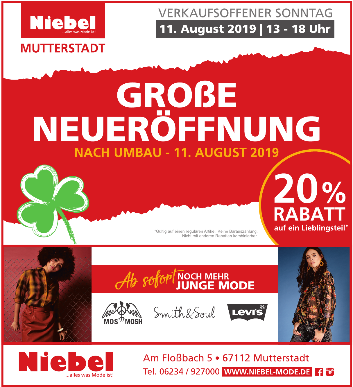 Niebel Mode