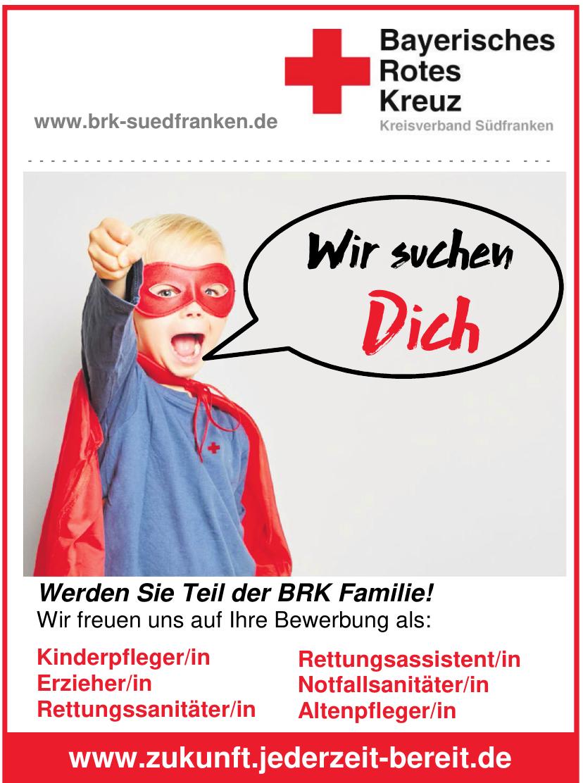 Bayerisches Rotes Kreuz Kreisverband Südfranken
