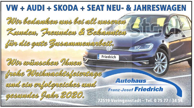 Autohaus Friedrich