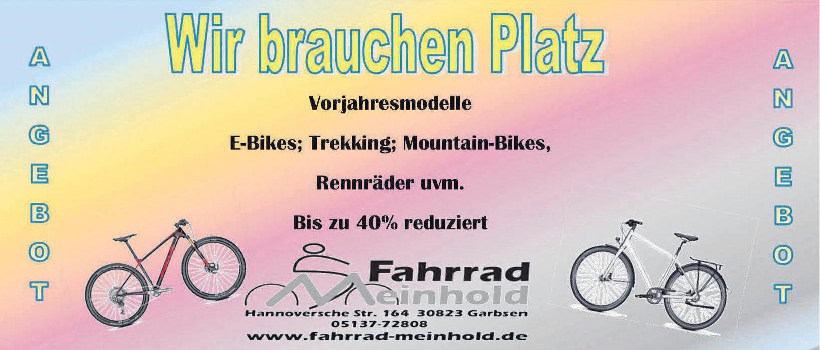 Fahrrad Meinhold