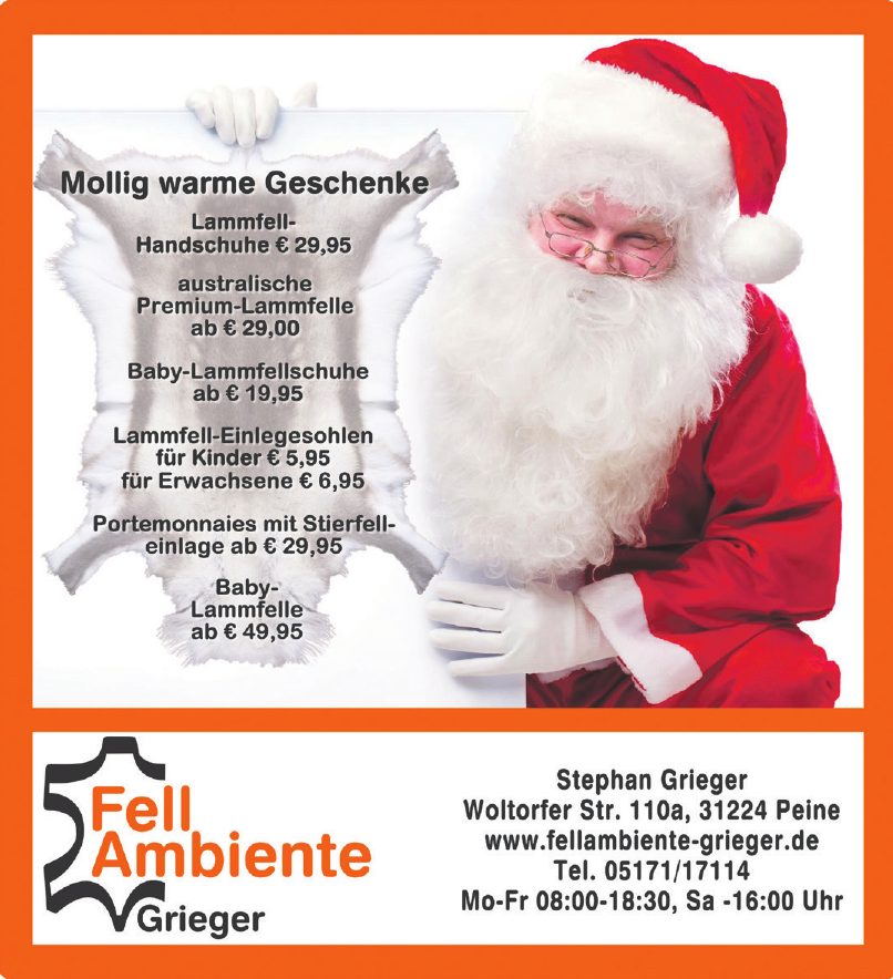 Fell Ambiente Grieger