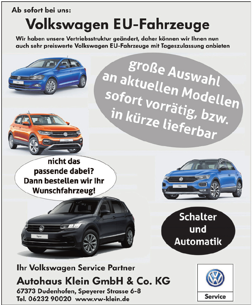 Autohaus Klein GmbH & Co. KG