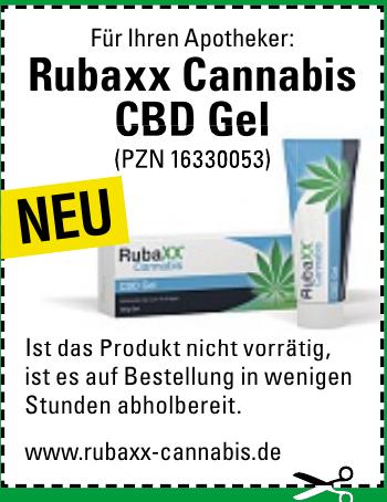 Einzigartiges Cannabis Gel mit CBD Image 3