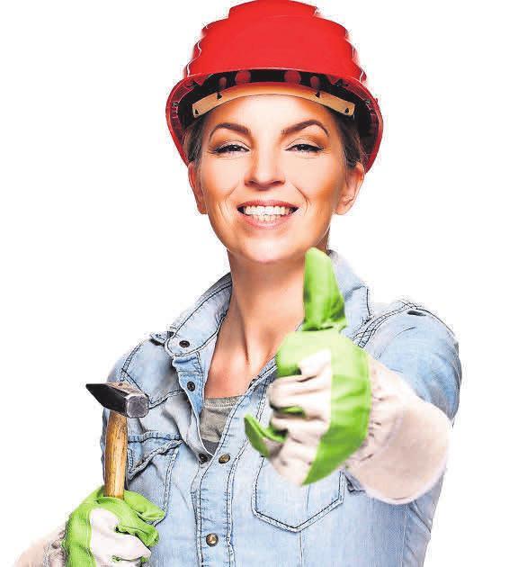 Clever ist, wer ein lückenloses Bautagebuch führt. Das kann bei Unstimmigkeiten helfen. Foto: Pixabay
