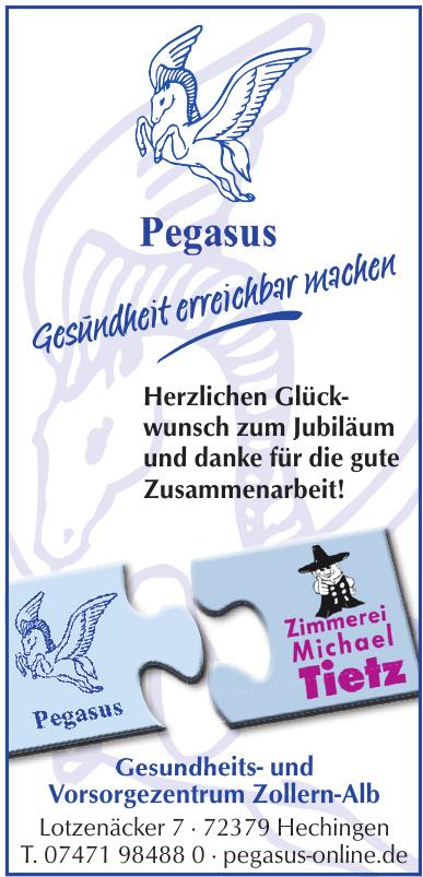 Pegasus-Gesundheits- und Vorsorgezentrum Zollern-Alb
