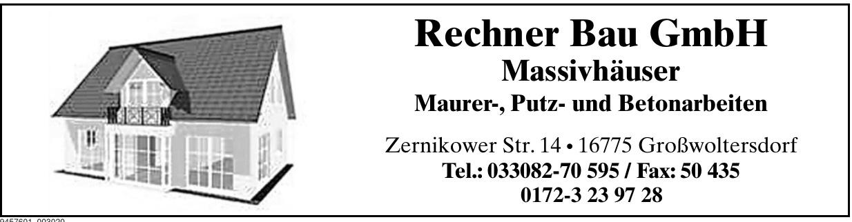 Rechner Bau GmbH