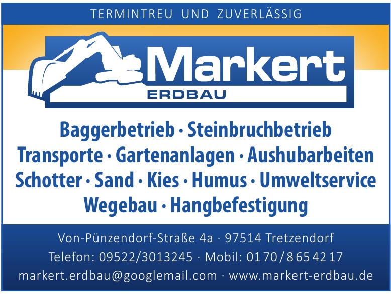 Market Erdbau