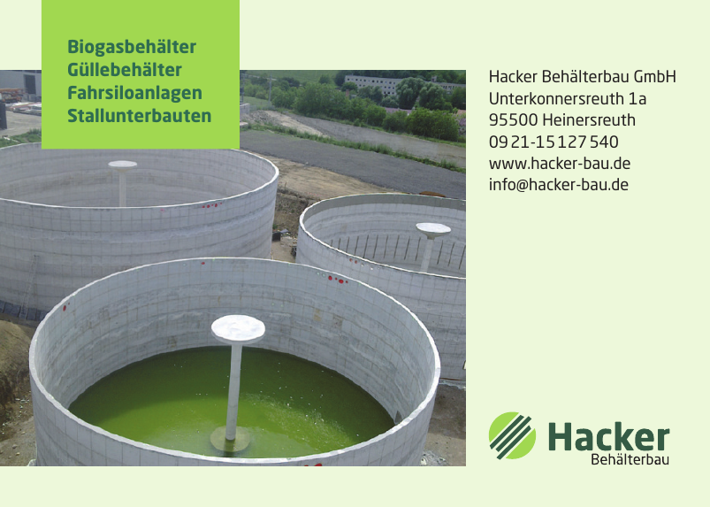 Hacker Behälterbau GmbH