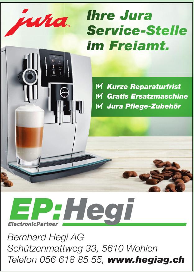 Bernhard Hegi AG
