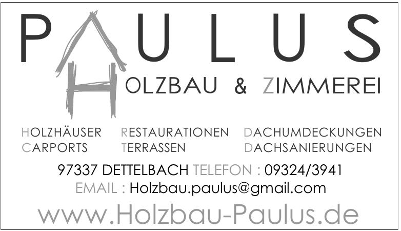 Holzbau Paulus