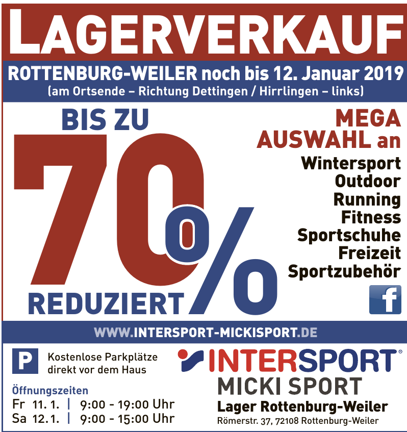 Intersport Micki Sport