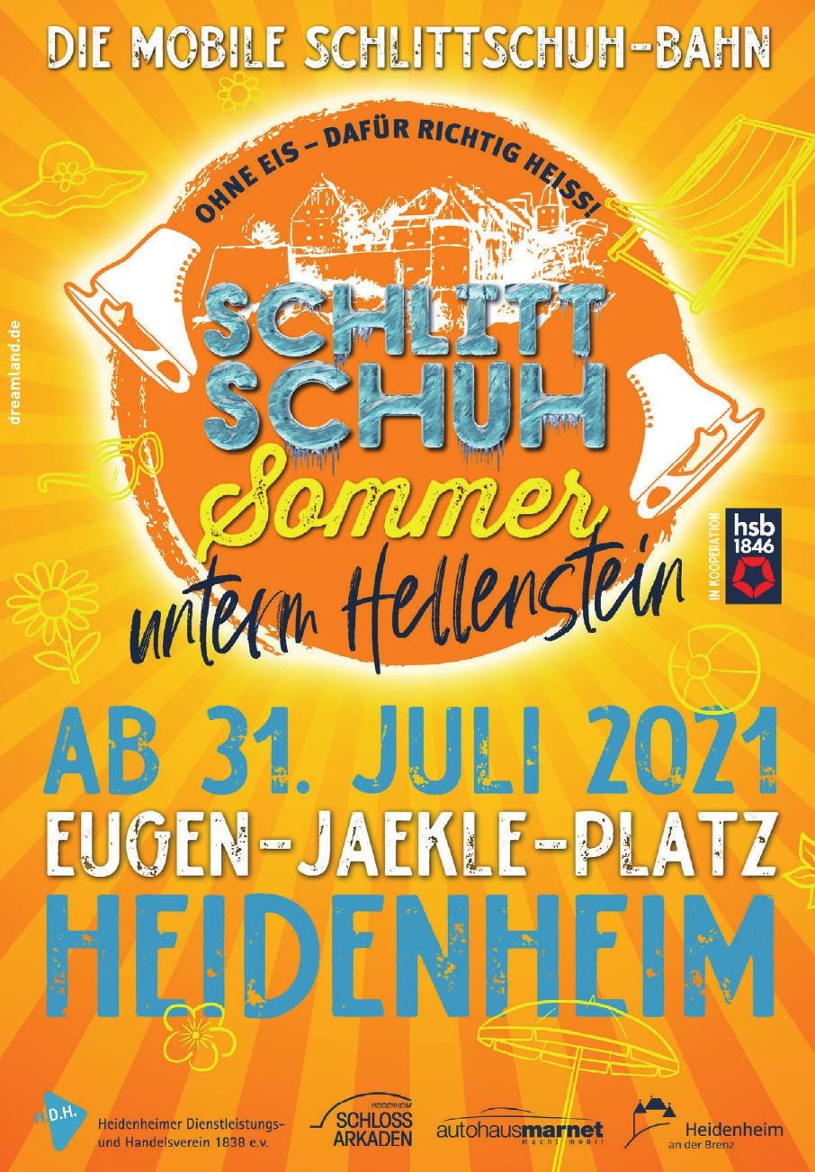 Schlittschuh-Sommer 2021