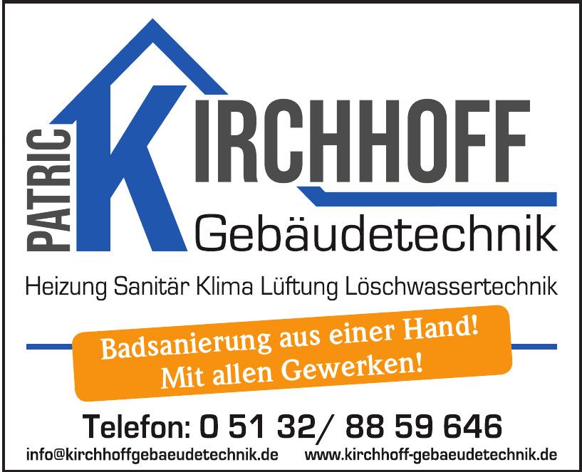 Kirchhoff Gebäudetechnik
