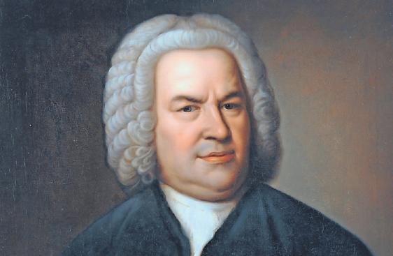 Porträt Bach Foto: Bach-Archiv
