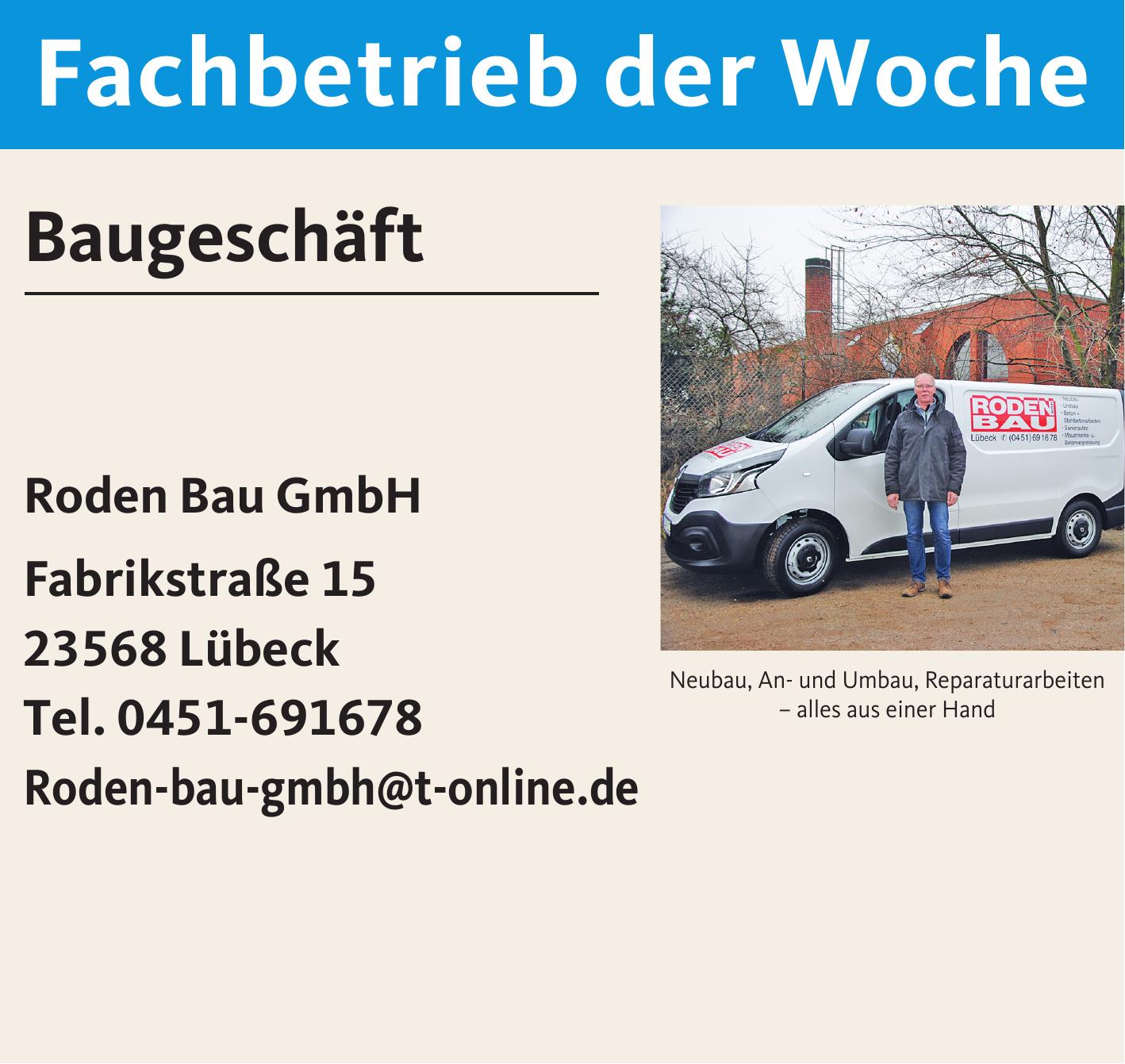 Roden Bau GmbH