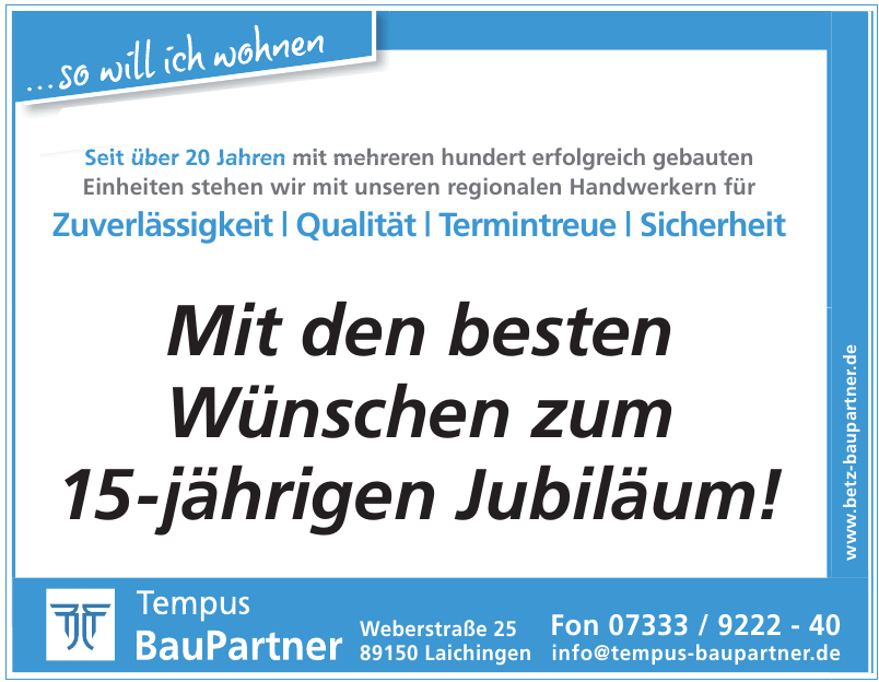 Tempus BauPartner