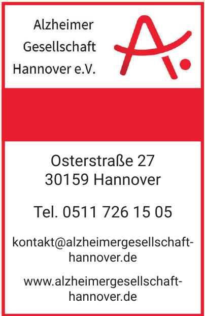 Alzheimer Gesellschaft Hannover e.V.