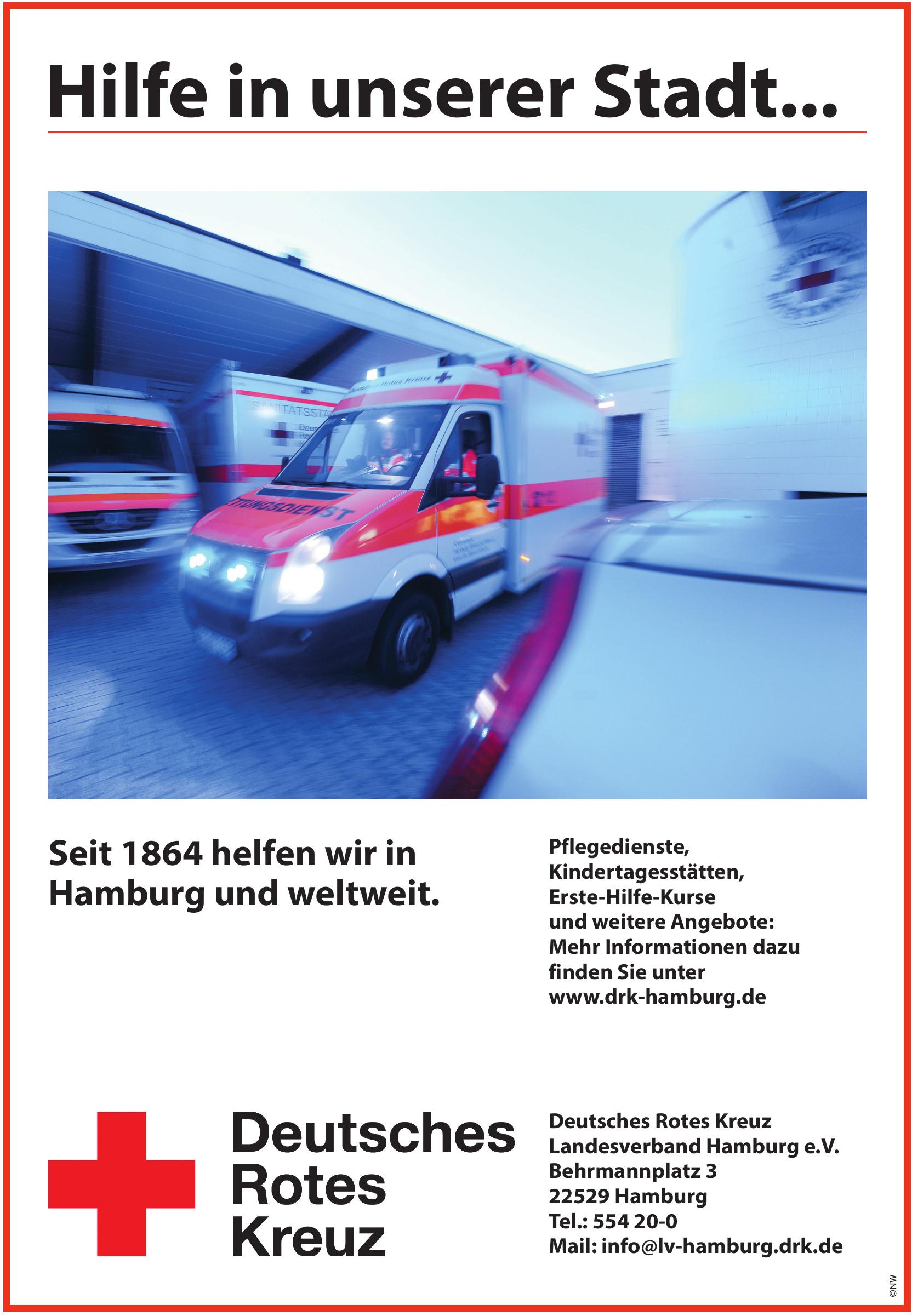 Deutsches Rotes Kreuz Landesverband Hamburg e. V.