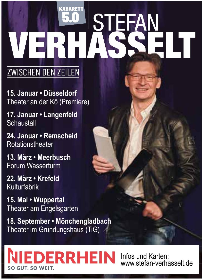 Stefan Verhasselt