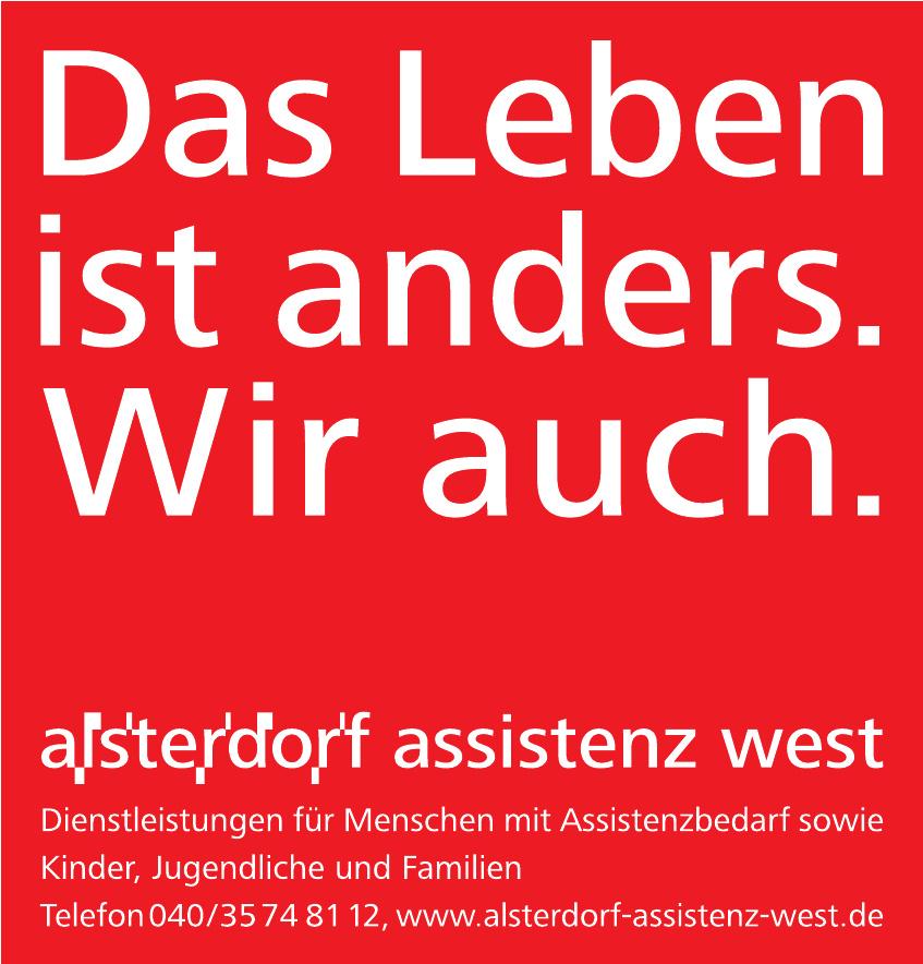 Alsterdorf Assistenz West