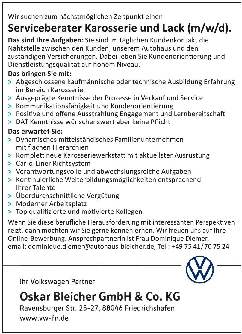 Autohaus Oskar Bleicher e.K.