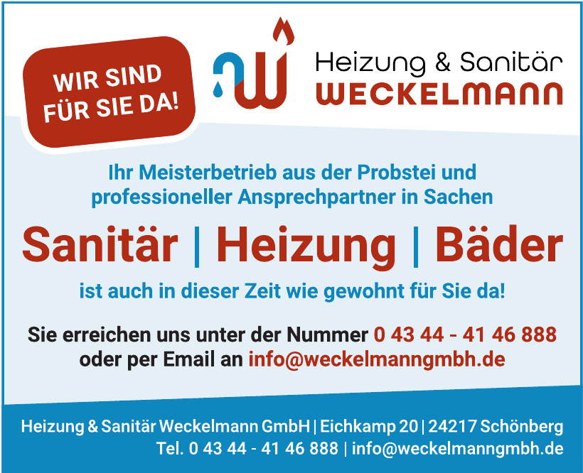 Heizung & Sanitär Weckelmann GmbH