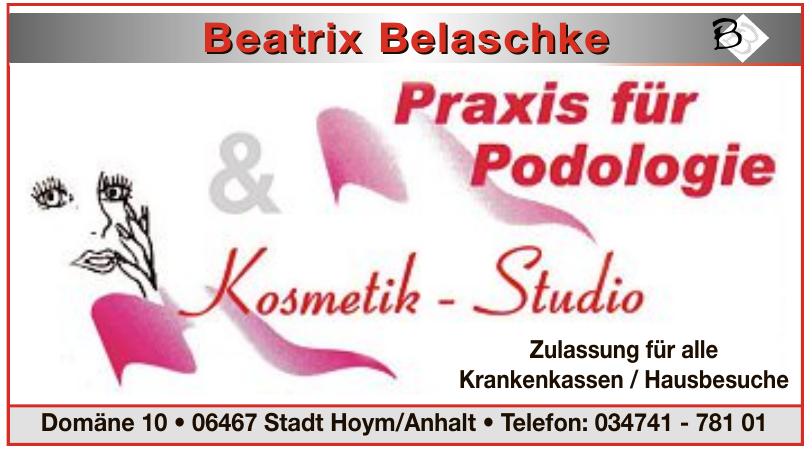 Beatrix Belaschke - Praxis für Podologie