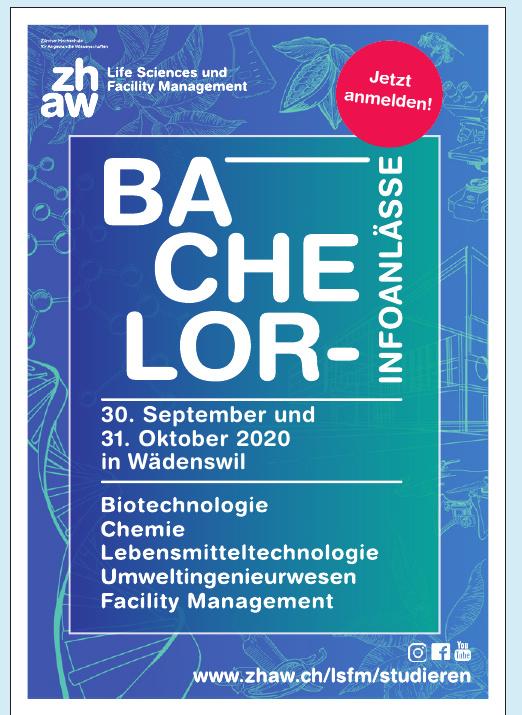 zhaw Zücher Hochschule für Angewandte Wissenschaften