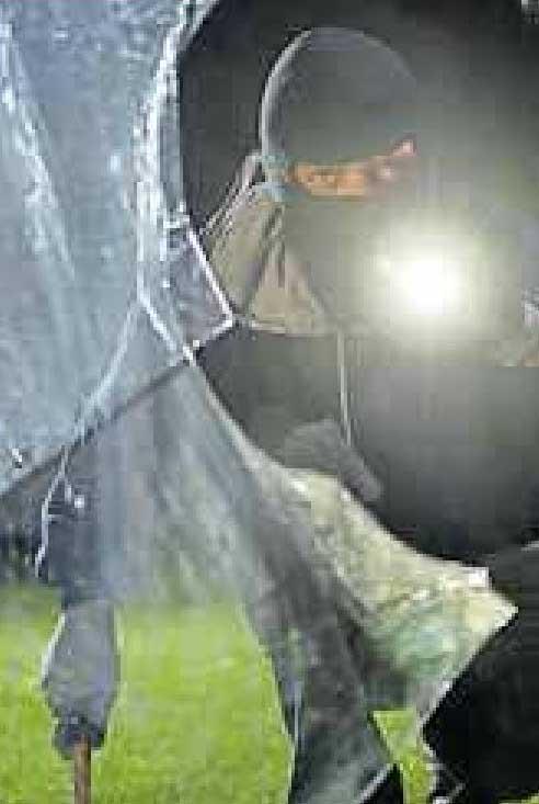 Eines der vielen Messethemen wird der Einbruchschutz sein. Die Polizei informiert mit Fachvorträgen. FOTO: DPA