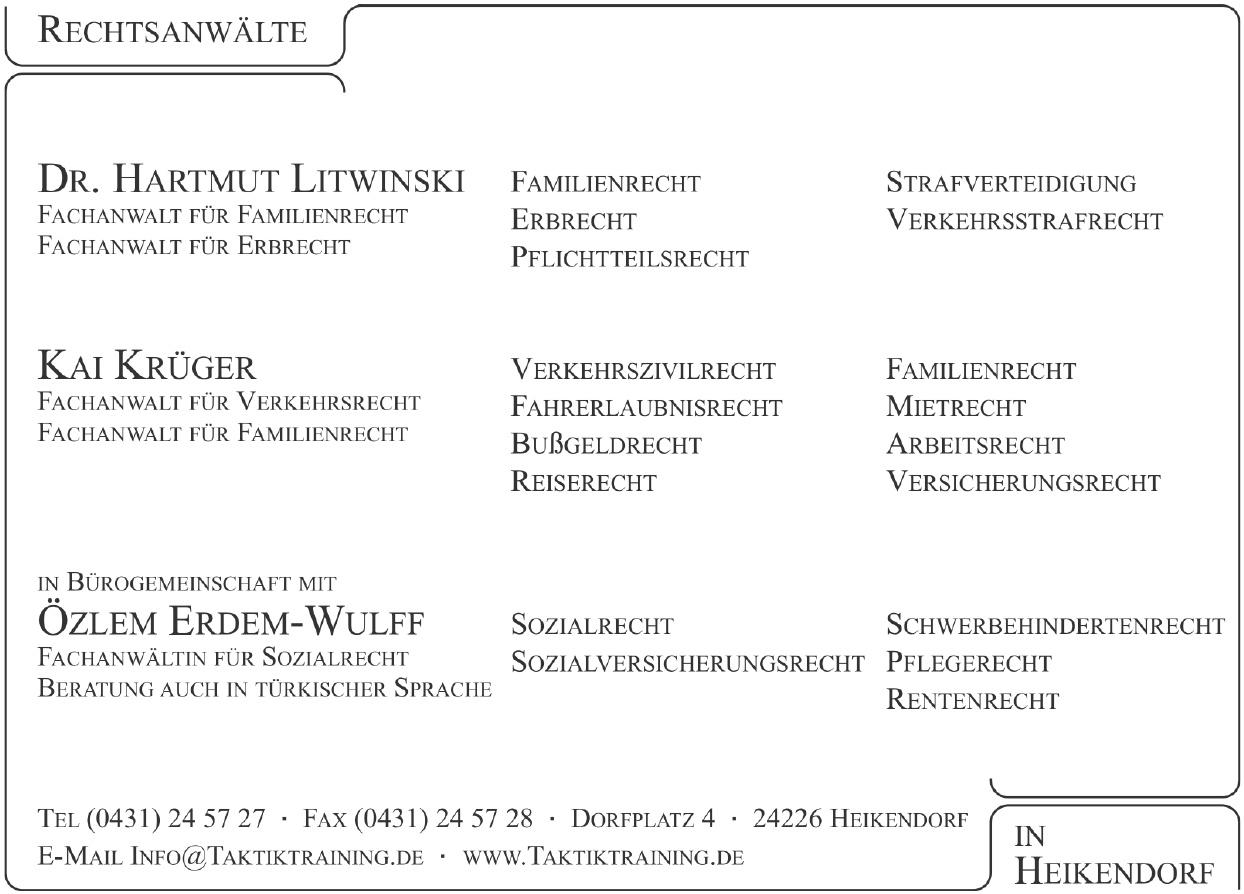 Dr. Hartmut Litwinski