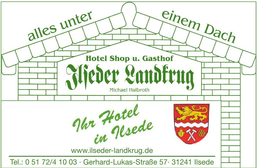 Ilseder Landkrug Hotel - Gasthof