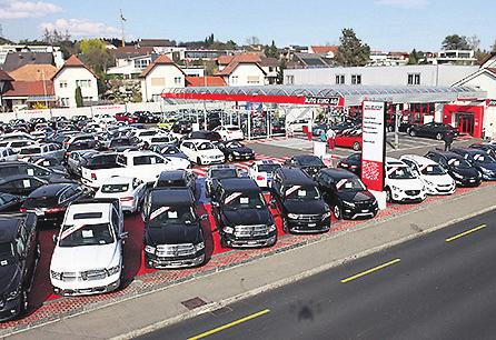 Auto Kunz AG, Bremgarterstrasse 75, 5610 Wohlen
