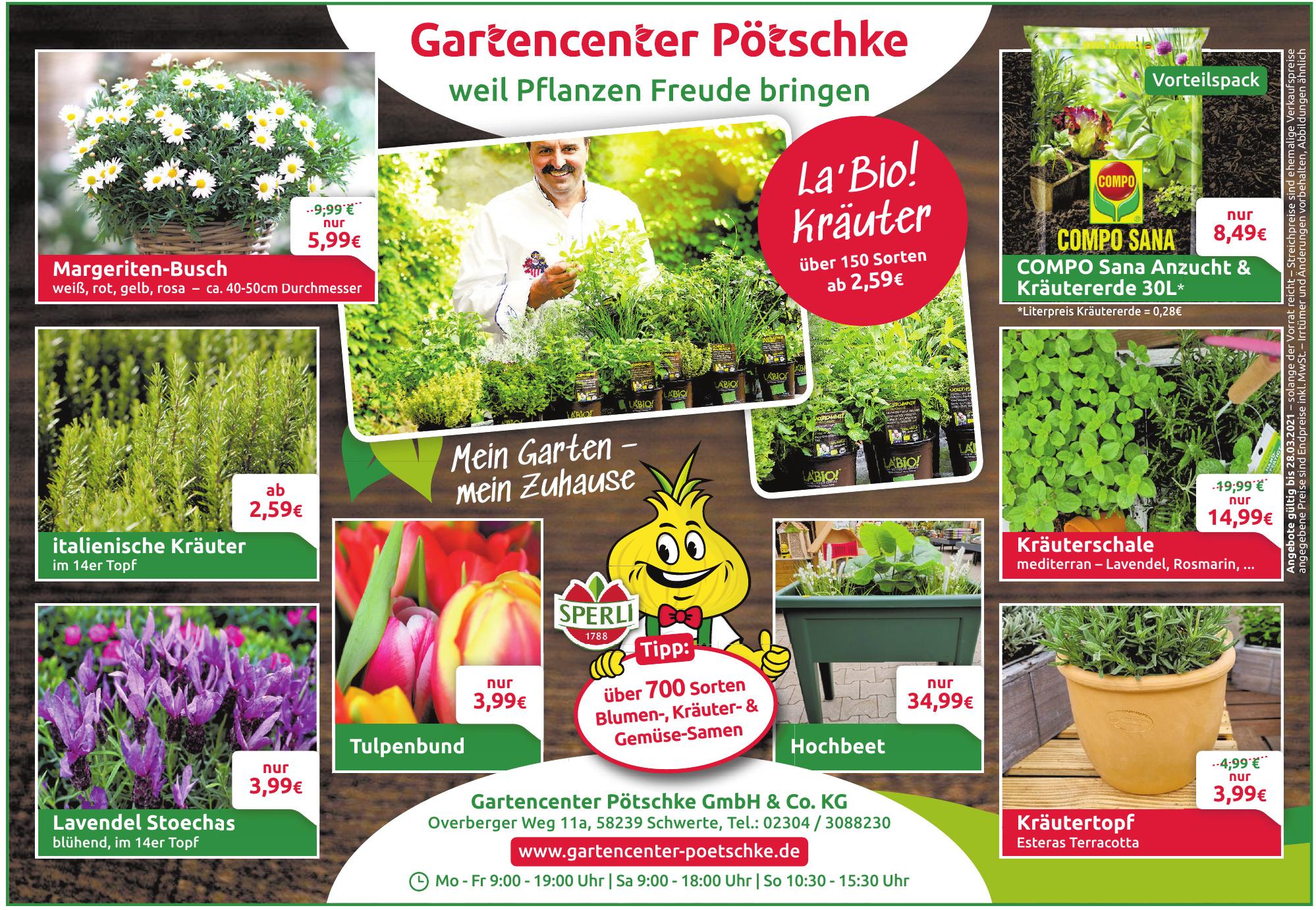 Gartencenter Pötschke GmbH & Co. KG