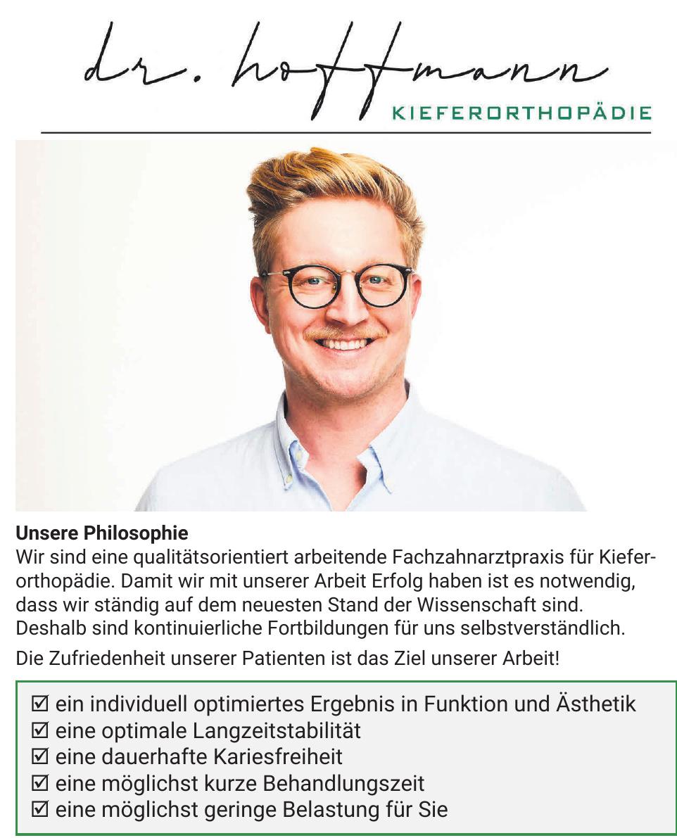 Dr. Hoffmann Kieferorthopädie