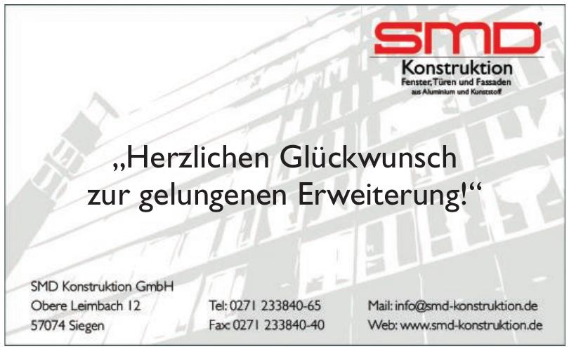SMD Konstruktion GmbH